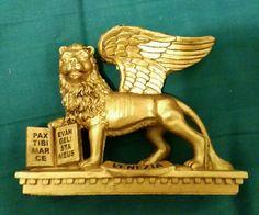 Il leone alato di Venezia / Winged lion of Venice