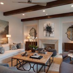 High Back Sofa, Transitional, living room, David James Custom Builders