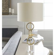 """Arkwright 31"""" Table Lamp"""