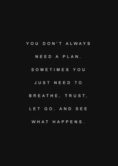 Trust is sooo important!