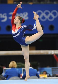 Anna Pavlova (Russia) gymnast, gymnastics p.0.1 #KyFun