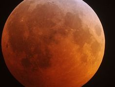 Find the total lunar eclipse schedule here...  http://www.homesteadingfreedom.com/sundays-supermoon-total-lunar-eclipse-when-and-where-to-see-it/