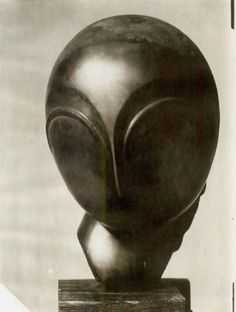 Constantin Brancusi -(Romanian artist) - Study of Danaide  http://www.pinterest.com/papanasa1/sculpture/