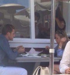#JessicaCapshaw and her Husband