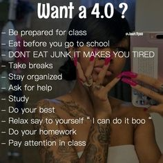 Want a High School Hacks Middle School Hacks, High School Hacks, Life Hacks For School, School Study Tips, Girl Life Hacks, High School Essentials, Girls Life, Schul Survival Kits, Planning School
