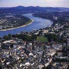 #Siebengebirge in der Nähe von #Bonn