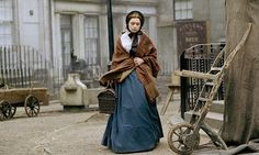 Daniela Denby-Ashe, Margaret Hale - North South directed by Brian Percival (TV, Mini-Series, BBC, Elizabeth Gaskell, Elizabeth Bennet, Historical Romance, Historical Fiction, North And South, Look Back At Me, Movie Costumes, Period Costumes, Working Class