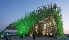 Arne Quinze, Uchronia, Burning Man Festival