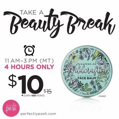 www.perfectlyposh.com/DreLovesPosh #beautybreak