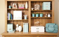 Great website for colorful yet effective office organizing products. #seejanework #office #organize