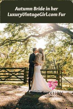 Autumn Bride, Winter Wedding Fur, Winter Wedding Bridesmaids, Winter Wedding Outfits, Winter Bride, Winter Wonderland Wedding, Wedding Dresses, Formal Dresses, Vintage Fur