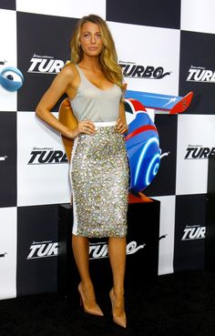 Blake Lively and Ryan Reynolds separately at Turbo NYC premiere|Lainey Gossip Entertainment Update