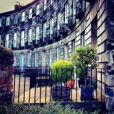 Saxe Coburg Place, Stockbridge. Birth, Cities, Places To Go, Photographs, Bucket, Colours, Beautiful, Edinburgh, Photos