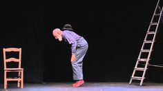 Avner the Eccentric chastens the audience for too much clapping, reluctantly manipulates his hat, and swallows and balances a 3 meter tall ladder. Recorded i...