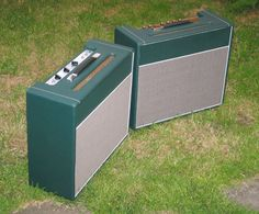 Weber Tube Amp Kits Marshall 18MTMB and Fender Tweed Deluxe circuits built by me.