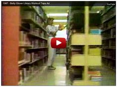 Library Workout Tape from the '80s- SLJ article and youtube video