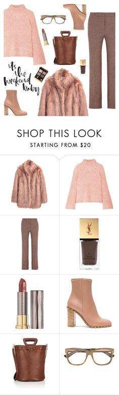 """It's The Weekend Baby!"" by sproetje ❤ liked on Polyvore featuring Ulla Johnson, Paul & Joe, Yves Saint Laurent, Urban Decay, Valentino, Cartujano, Gucci, Tom Ford, weekend and brunch"