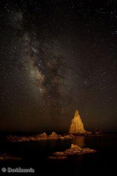 Noche de Estrellas y Sirenas....by David Moya Nuñez - taken near the cape in the Cabo de Gata Natural Park