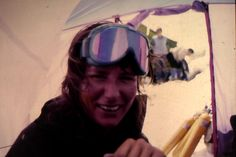 Lene Gammelgaard - Summit survivor Everest 1996