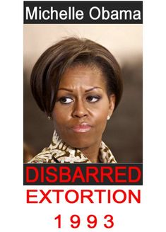 Michelle Obama's law license was put into a 'court-ordered voluntary inactive status'. Which is not good and it means that she was either involved in fraud, manipulation of evidence, lying, contempt of court, unethical activity or illegal activity.