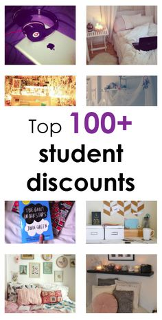 Student Rate is the best place for college students to find dorm decor, DIY, study tips, healthy recipes, student deals and more!