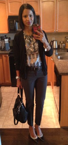 outfit from #bananarepublic