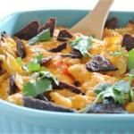 Mexican Chicken Pasta Bake Recipe