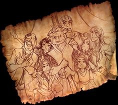 Critical Role Fan Art Gallery – A Portrait of a Young Warrior | Geek and Sundry