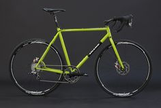 Shand Cycles Steel Cyclocross Bike