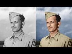 How to Colorize a Black and White Photo in Photoshop video tutorial - Phlearn.com ‪#‎colorizing‬