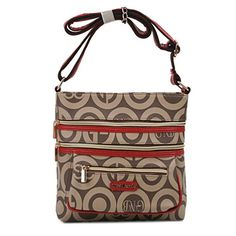 Copi shoulder and Crossbody Bag for women - Everyday Casual Simplicity small Bags Red >>> Read more  at the image link.