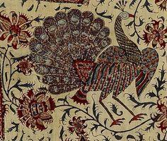 Les Indiennes (textiles) de la Compagnie des Indes