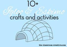 igloo eskimo crafts ideas activities for kids Alaska, Igloo Craft, Eskimo, Schools First, Winter Theme, Preschool Crafts, Preschool Activities, Kids Learning, Creative Teaching