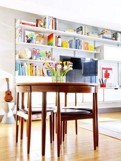 Eclectic   Living Rooms   Cortney and Robert Novogratz : Designer Portfolio : HGTV - Home  Garden Television