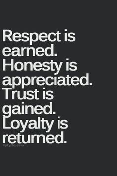Disrespected repeatedly, Lied to over and over.  Trust shattered and bleeding on the ground.  Your loyalty speaks volumes about your character.  What do you think your actions say about you as a person.  It didn't have to be this way.
