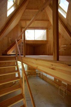 Casa armadillo | Domusxl | #madera #wood #techo #ceiling #design #architecture