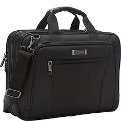 Enjoy exclusive for Kenneth Cole Reaction ProTec Top Zip Slim Multi-Pocket TSA Checkpoint Friendly 16 Laptop Case/Tablet Bag online - Prettyclothingstyle Laptop Computers, Laptop Case, Computer Case, Travel Luggage, Luggage Bags, Pill Pockets, Laptop Accessories, Online Bags, 5 D