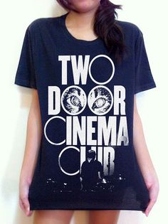 Two Door Cinema Club....SOMEBODY GIVE THIS TO ME NOW.