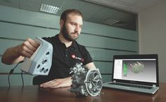 Artec 3D Partners with 3D Systems on Complete 3D-Scan-to-CAD Solutions - TCT - 3D Printing, Additive Manufacturing and Product Development Technology