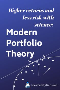 Investing, Modern portfolio theory, Risk, Stocks, Income