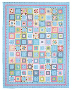 Additional Images of Georgia's Quilt Kit by Sewing Sue - ConnectingThreads.com
