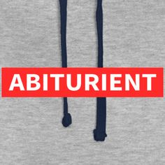 Abiturient | 17Shirts Lustige und bunte Kleidung Shops, Company Logo, Tech Companies, Letters, Logos, High School Graduation, Funny, Kleding, Tents