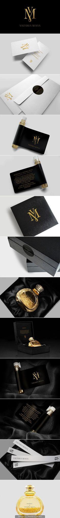Viktoria Minya Perfume Branding #victoria #viktoria #minya #perfume #branding…