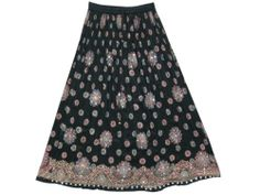 Indiatrendzs Skirt Black Beaded Dcrapechic Gypsy Skirts for Womens Mogul Interior,http://www.amazon.com/dp/B00EVKWBPC/ref=cm_sw_r_pi_dp_LGsisb0K5ZK7PWFK