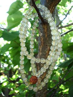 Citrine #Mala. 108 Beads