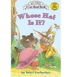 When a little turtle comes across a lost hat, he is determined to find its owner. He askd Mouse, and Rabbit, and even Crocodile if it belongs to them, but they all say it isn't theirs. Whose hat can it be?