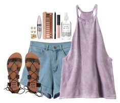 """""""oh my god, 2000!!!! Thank you!!"""" by lucyc-01 ❤ liked on Polyvore featuring RVCA, Jennifer Meyer Jewelry, Billabong, Ippolita, Eddie Borgo, Urban Decay, NARS Cosmetics and Maybelline"""