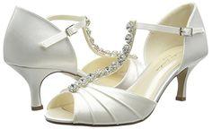 Paradox London Pink Fantasy, Zapatos con Tacon y Tira Vertical para Mujer: Amazon.es: Zapatos y complementos
