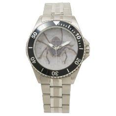 Huntsman_Spider,_Mens_Wrist_Watch Wristwatches