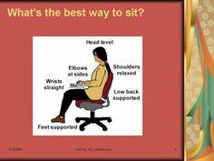back pain tips advice posture